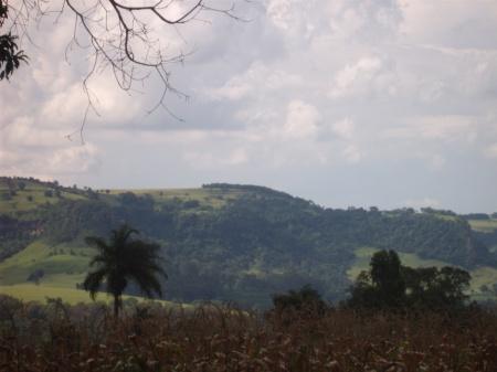 Panorâmica da Fazenda da Serra