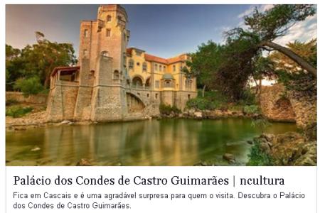 palacio conde castro guimaraes