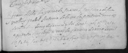 batismo de joao monteiro de araujo achado 14 maio 19 15 04 resumo